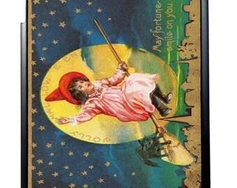 Vintage Halloween Card For iPad 2/3/4 iPad Mini 1/2 and iPad Air