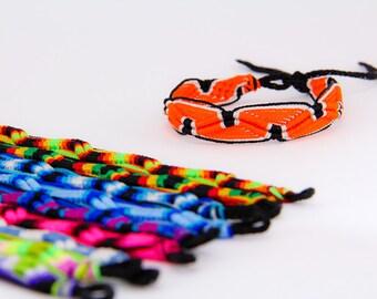 Friendship bracelets (Lot of 6 units), Stocking fillers, Party bag fillers