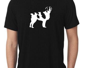 Brittany T-Shirt spaniel T841