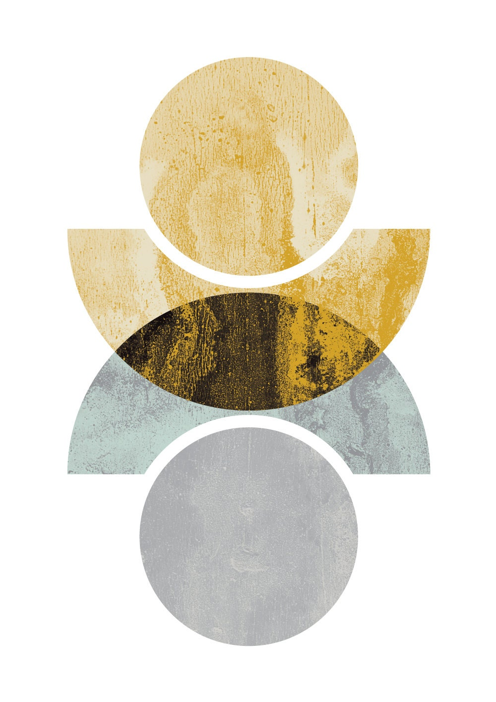 Reflected circles
