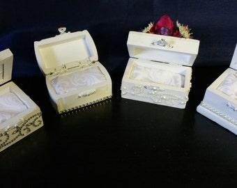 Ring Bearers Ring box