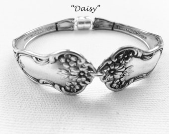 Daisy Spoon Bracelet