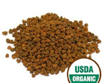 Annatto Seed, Whole, Organic 1 lb. (Pound)