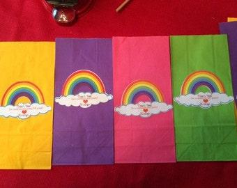 Rainbow/ My little pony bags (12)