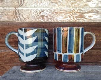 Vintage Ceramic Cups