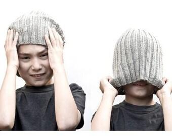 Slouchie Hat Knitting Kit