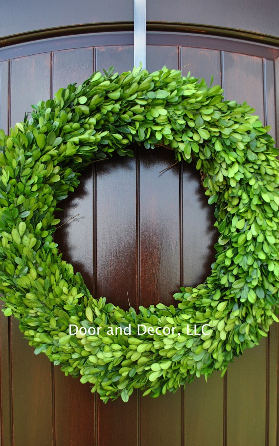 Preserved Boxwood Wreathall Sizesspring Wreath Front Door