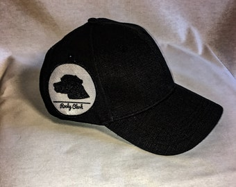 Black RC Hemp Hat