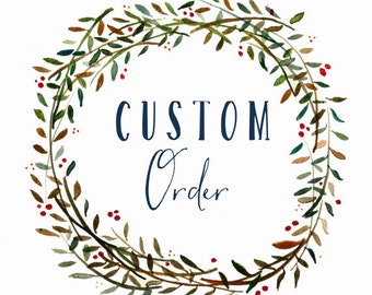 Custom for Lani Taylor