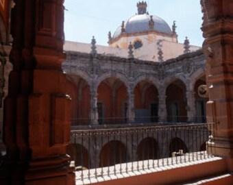 Cloister in Queretaro