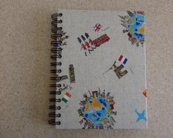 Handmade Notebook/Journal