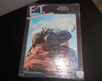 E.T. 15 piece Puzzle - Craft Master