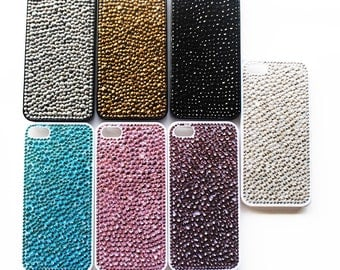 Rhinestone iPhone 5 and iPhone 5S cases - Genuine Crystal TOP QUALITY Clearance!