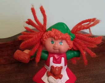 1994 Cabbage Patch Kids Christmas Toy Figure