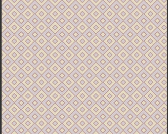 8.99 Yard - Art Gallery Fabrics Bazaar Collection Moorish Rug Lilac - FQ - FBTY - BA-307