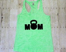 Mom workout tank tops with sayings, Burnout tank, Fitness shirts, Funny workout shirts, Womens workout tank, Best friend birthday gift