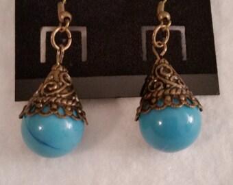 Drop Pierced Earrings