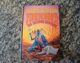 Forerunner: The Second Venture By Andre Norton Hardcover