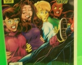 1995 Excalibur #91  X-Men Deluxe Mutant's Night Out  VF-NM Unread Comic Book Marvel Comics