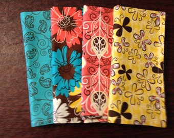 Fabric Napkins (set of 4)