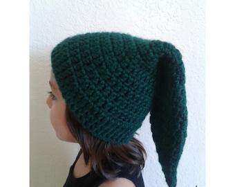 Link hat - link cosplay - cosplay - link outfit - link beanie - link costume - zelda hat - elf hat - elf beanie