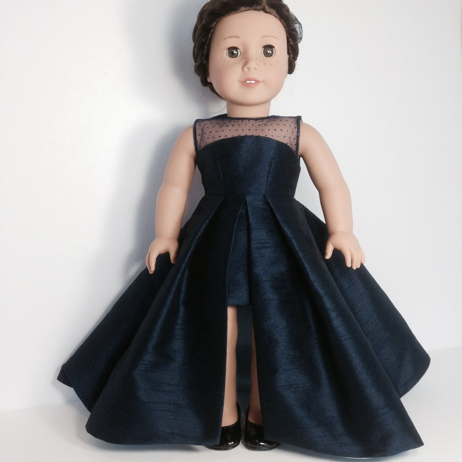 Evening In Paris Gown For The American Girl Or Other 18 Inch