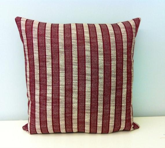 Chenille Pillow Covers 18X18 Decorative Rustic by artdecopillow