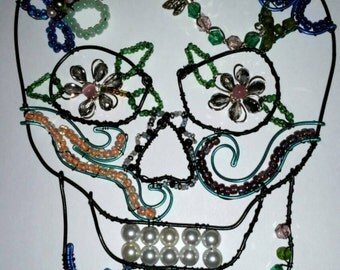 Day of dead decorations   Etsy