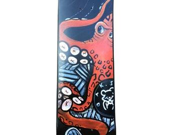 Custom Skateboard Deck Design