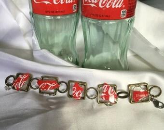 Coke Bottle Bracelet - C