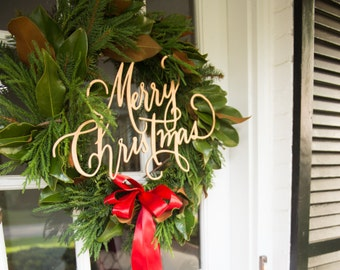 Holiday & Christmas wreaths