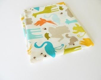 Animals Fabric
