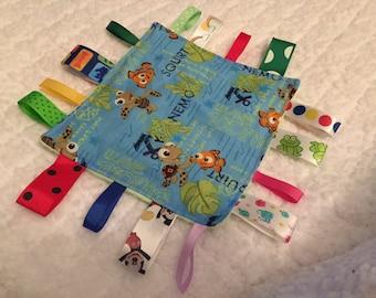 Finding Nemo Baby Sensory Crinkle Toy