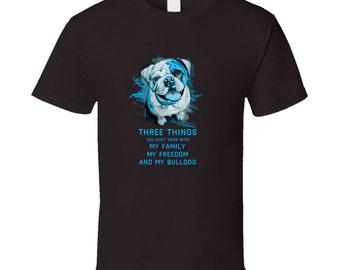 American Bulldog t-shirt. American Bulldog tshirt for him or her. American Bulldog tee as American Bulldog gift idea. American Bulldog gift