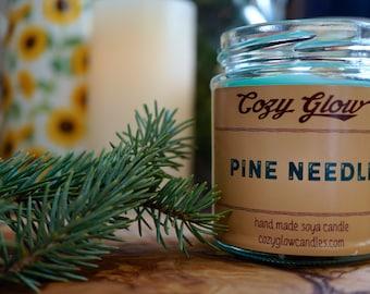 Pine Needle Soy Candle 6.8oz Jar