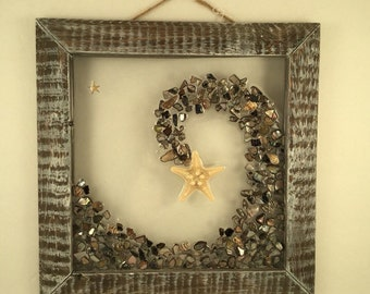 Silver Shell Mosaic, Armored Starfish Wave