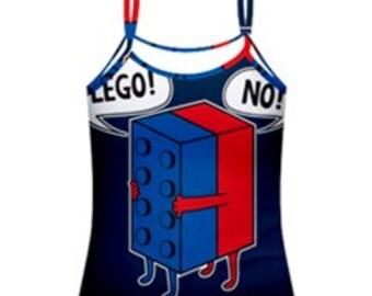 Lego No Spaghetti Strap Top