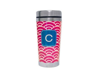 Personalized Travel/Coffee Mugs, teacher gifts