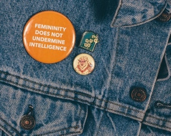Feminity Does Not Undermine Intelligence