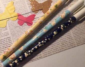 Fine point gel pens