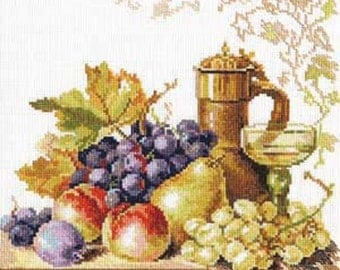 Cross Stitch Kit by Alisa - Sunny Still Life