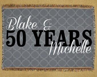 50th Wedding Anniversary - 50th Anniversary Gifts - 50th Anniversary Gift Ideas - 50th Anniversary Gift For Parents - Anniversary Gift Ideas