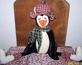 Skating Penguin PDF Digital Download