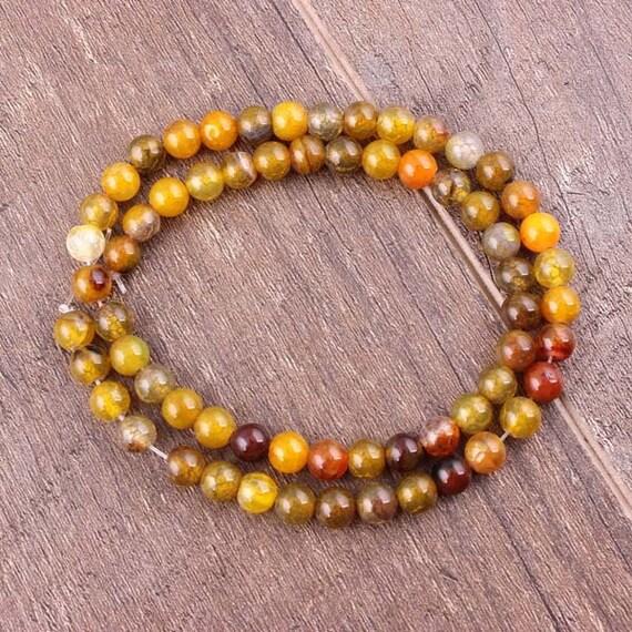 gemstone beads jewelry making semi precious by