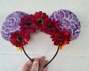 Day of the Dead Mouse Ears