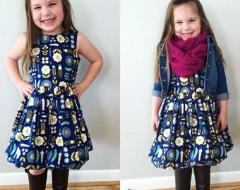 Girls Genevieve Dress