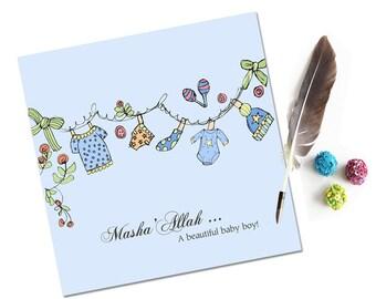 Masha Allah A Beautiful Baby Boy
