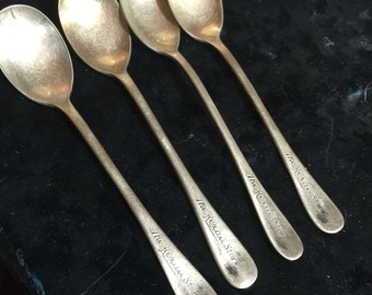 The Rexall Store Spoons (4)
