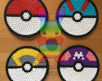 Pokeball Coaster (Set of 4)