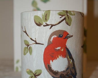 Cath Kidston -Little Red Robin Handmade Night Light
